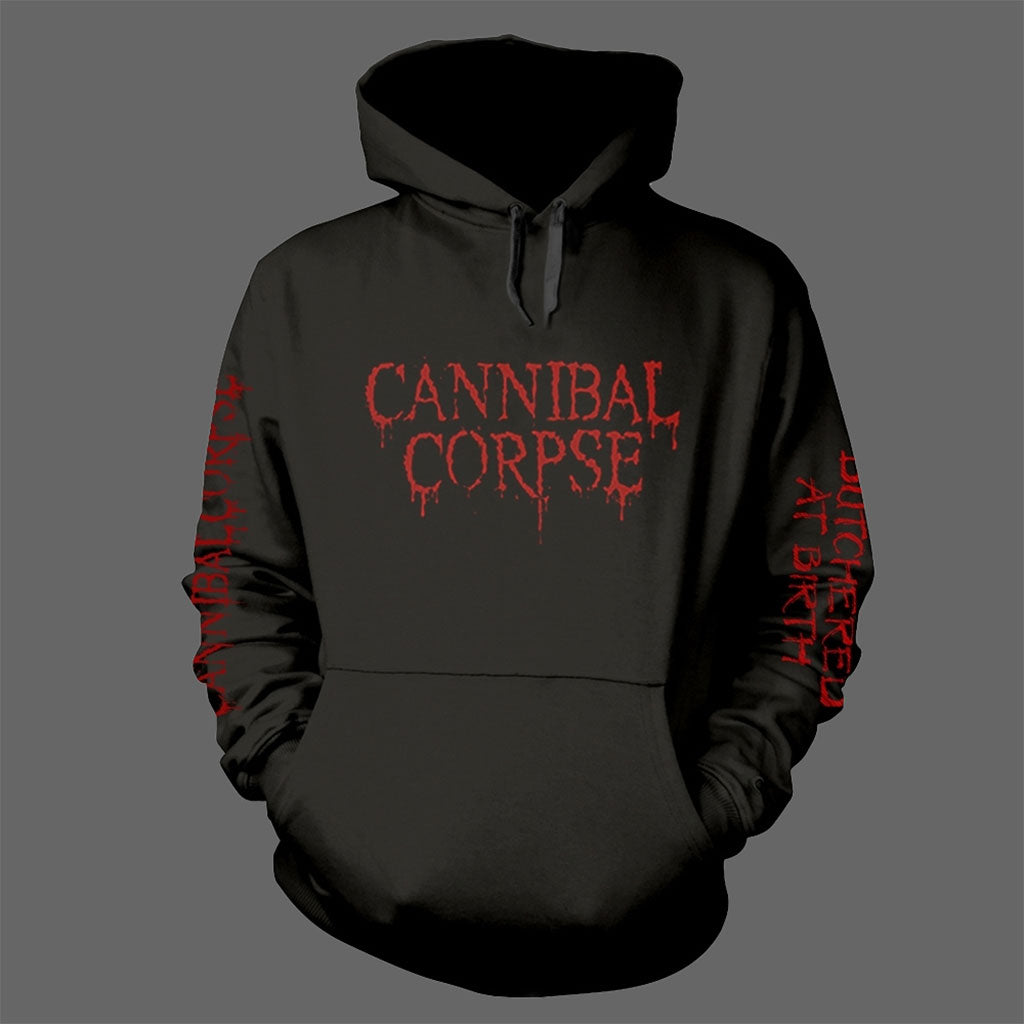 Cannibal Corpse - Butchered at Birth (Original) (Hoodie)