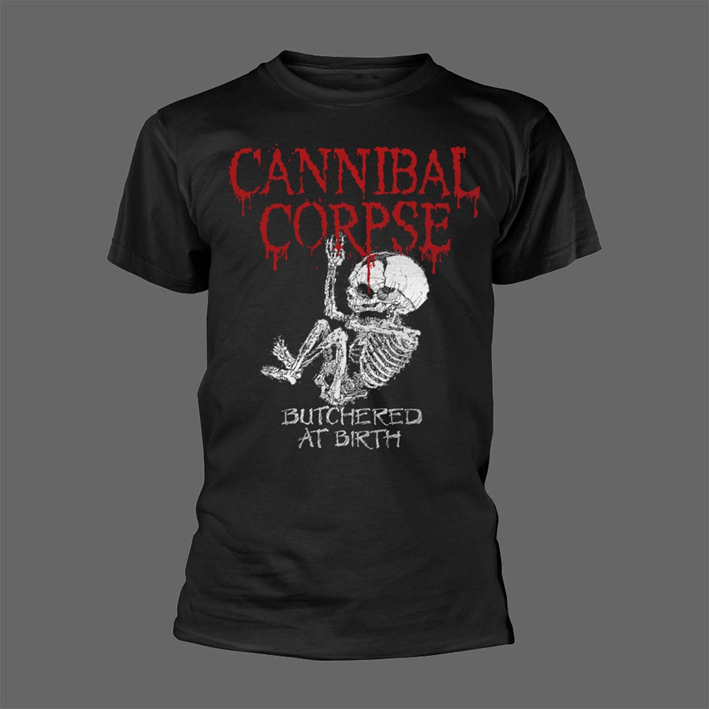 Cannibal Corpse - Butchered at Birth (Skeleton) (T-Shirt)