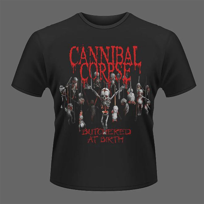 Cannibal Corpse - Butchered at Birth (T-Shirt)