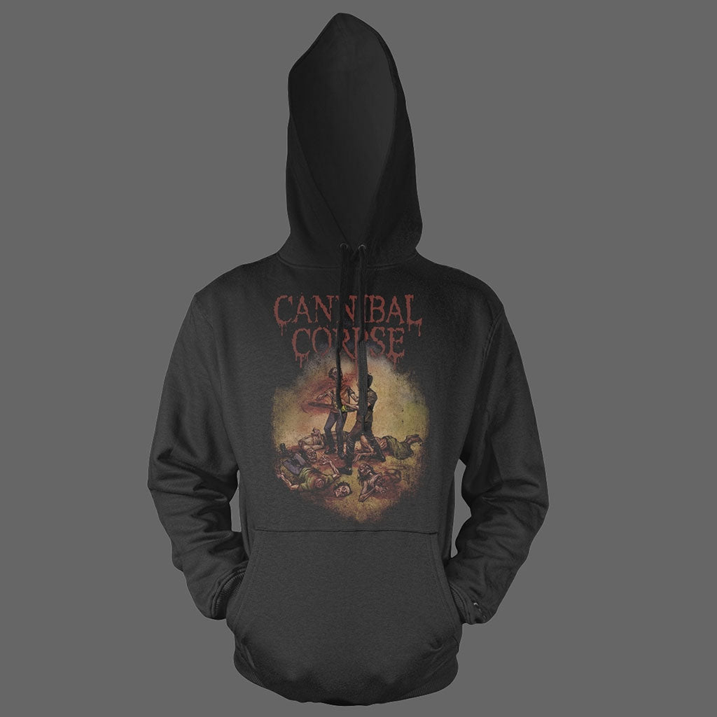 Cannibal Corpse - Chainsaw (Hoodie)