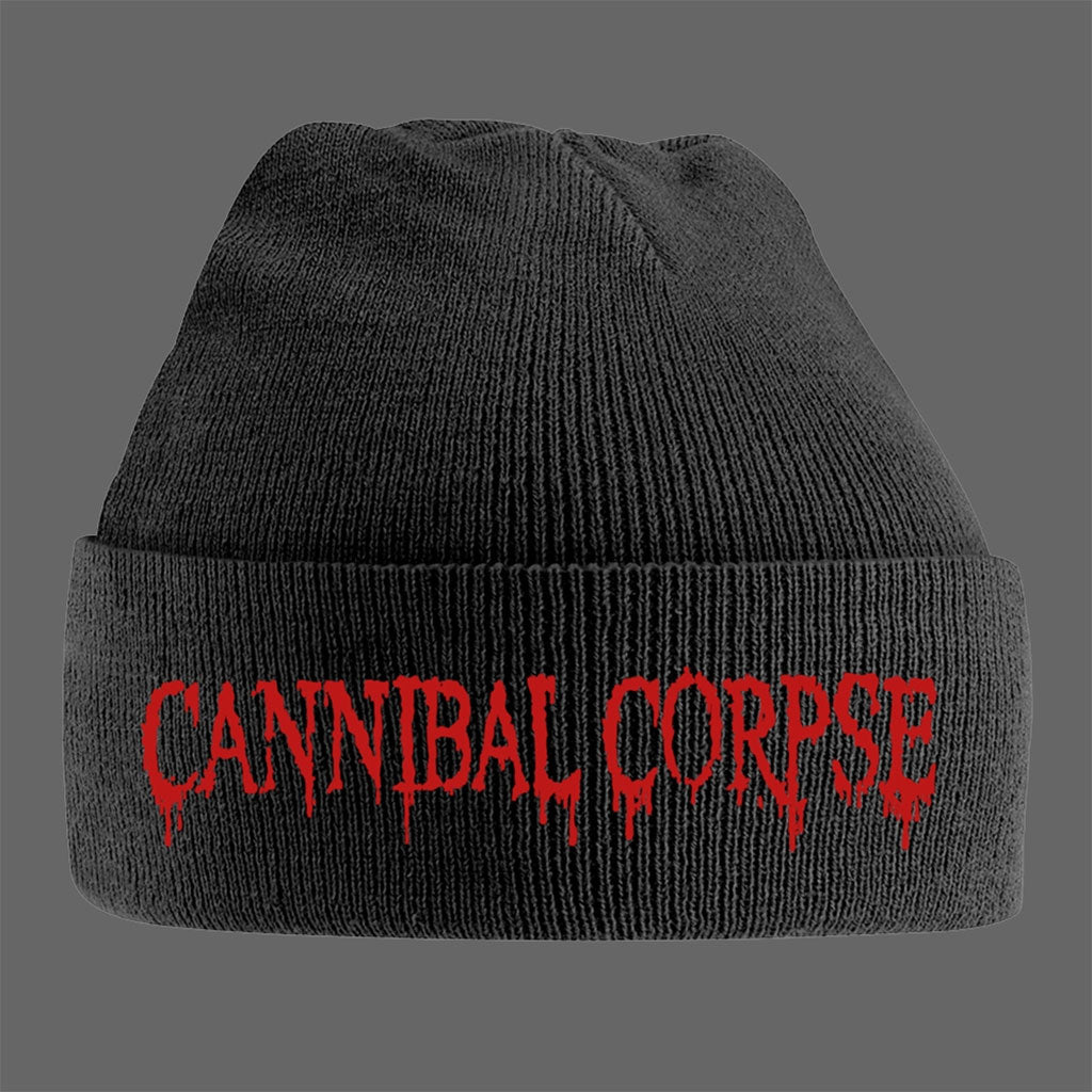 Cannibal Corpse - Dripping Logo (Beanie)