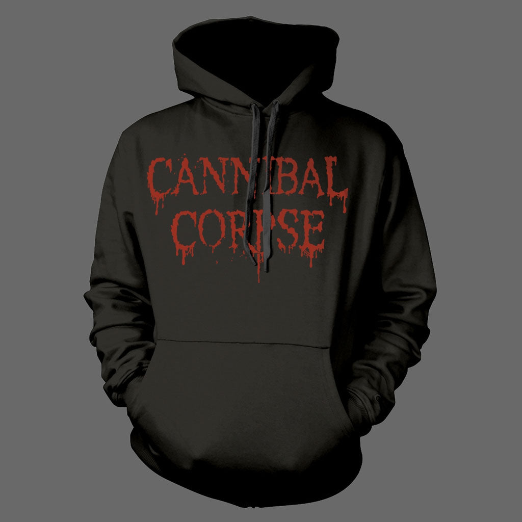 Cannibal Corpse - Dripping Logo (Hoodie)