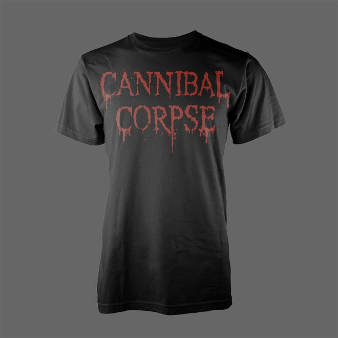 Cannibal Corpse - Dripping Logo (T-Shirt)