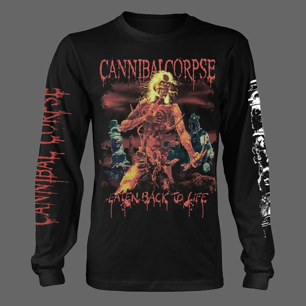 Cannibal Corpse - Eaten Back to Life (Long Sleeve T-Shirt)