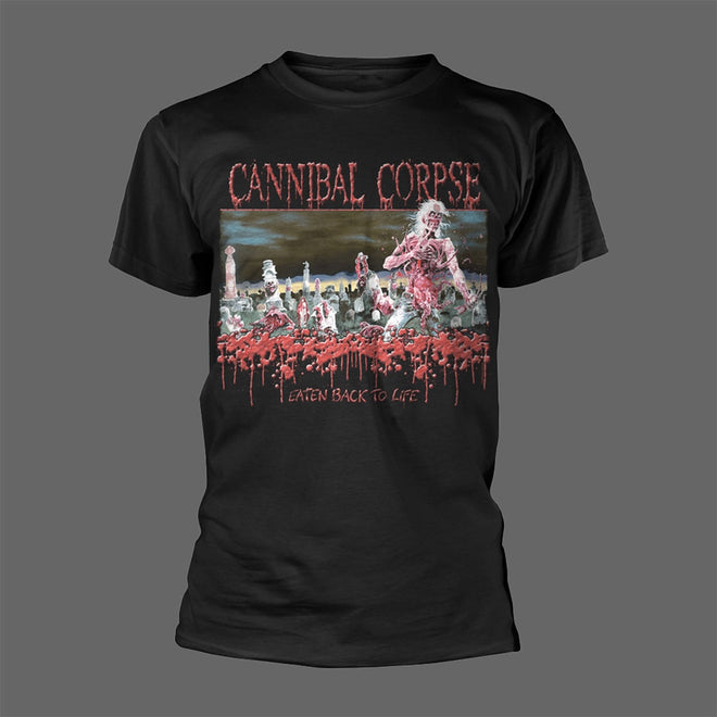 Cannibal Corpse - Eaten Back to Life (T-Shirt)
