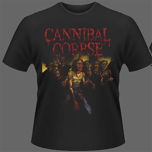 Cannibal Corpse - Global Evisceration (T-Shirt)