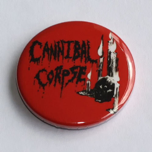 Cannibal Corpse - Hammer Smashed Face (Badge)