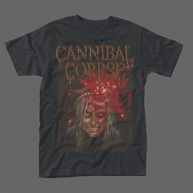 Cannibal Corpse - High Velocity Impact Spatter (T-Shirt)
