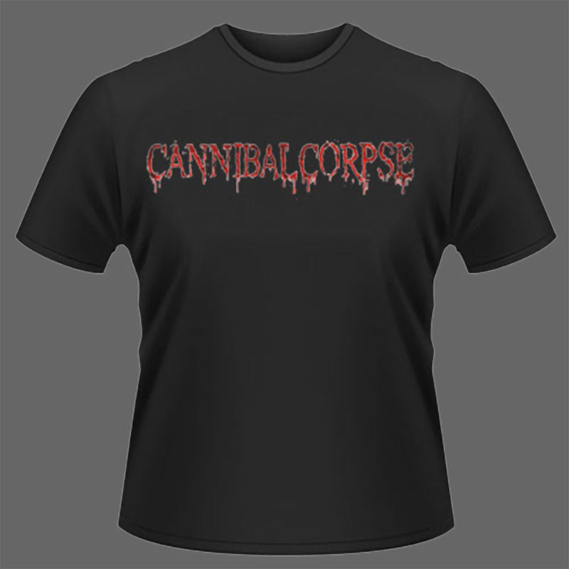 Cannibal Corpse - New Logo (T-Shirt)