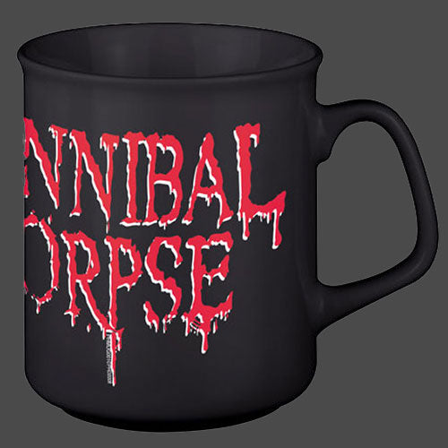 Cannibal Corpse - Red & White Logo (Mug)
