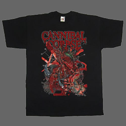 Cannibal Corpse - Sickening Metamorphosis (T-Shirt)