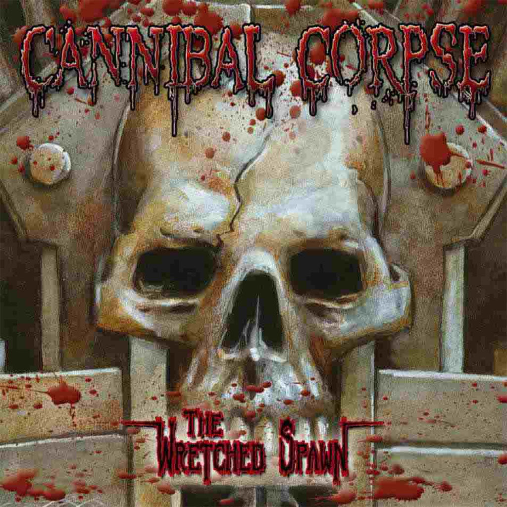 Cannibal Corpse - The Wretched Spawn (Alternate Cover) (CD)