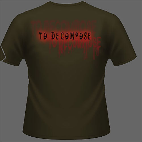 Cannibal Corpse - To Decompose (T-Shirt)