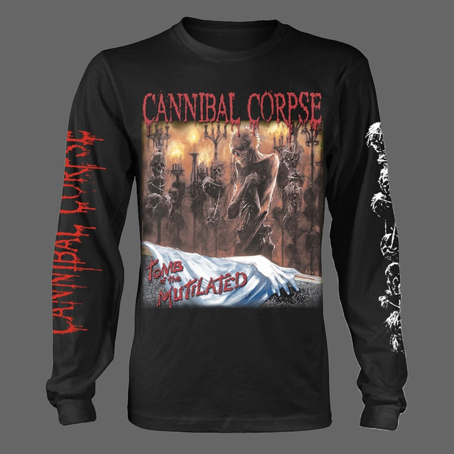 Cannibal Corpse - Tomb of the Mutilated (Long Sleeve T-Shirt)