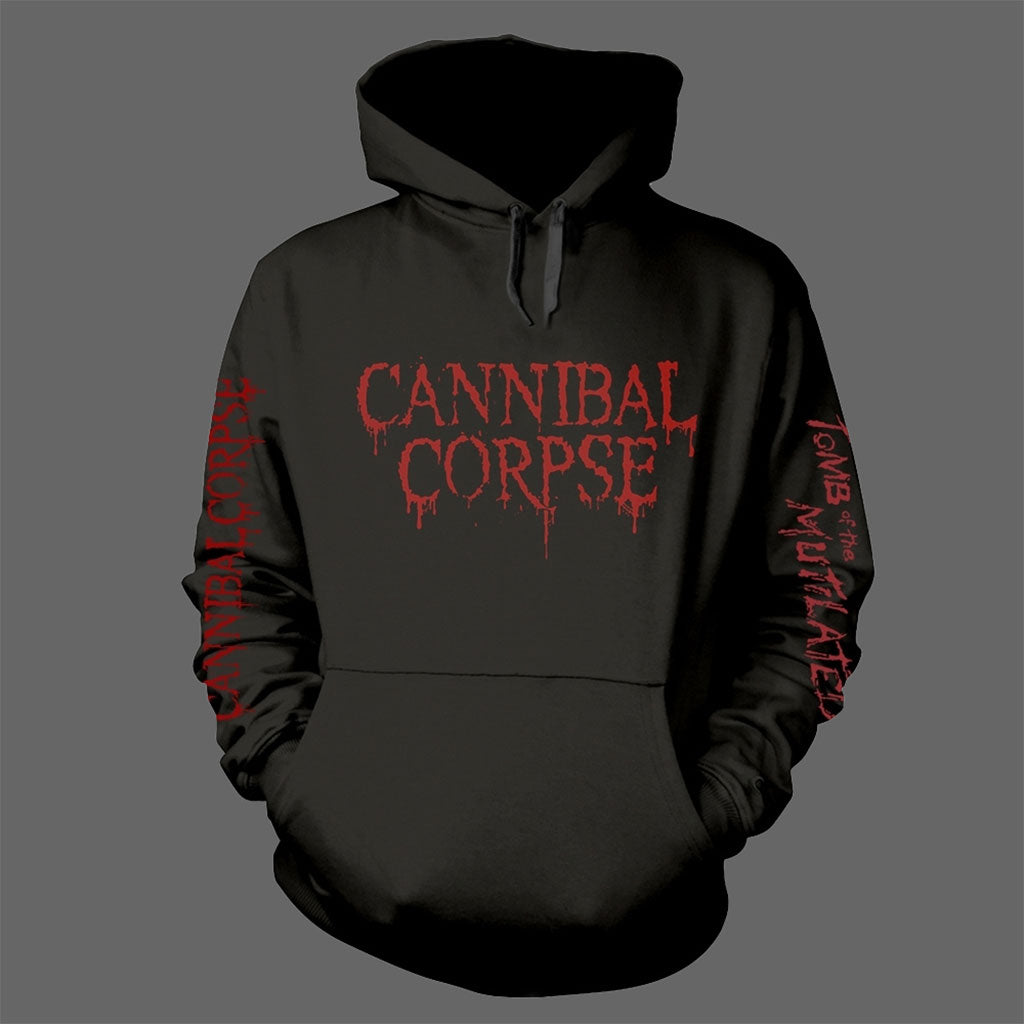 Cannibal Corpse - Tomb of the Mutilated (Original) (Hoodie)