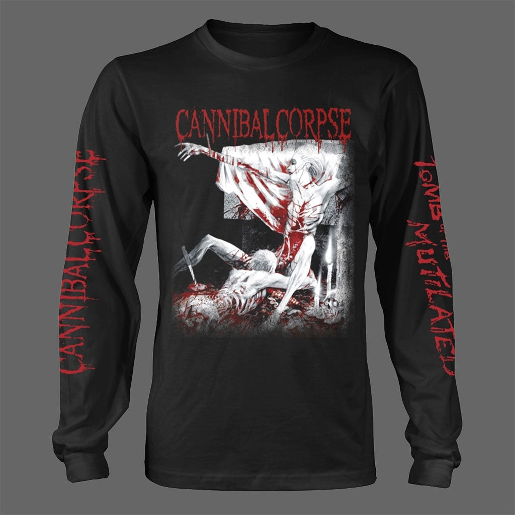 Cannibal Corpse - Tomb of the Mutilated (Original) (Long Sleeve T-Shirt)