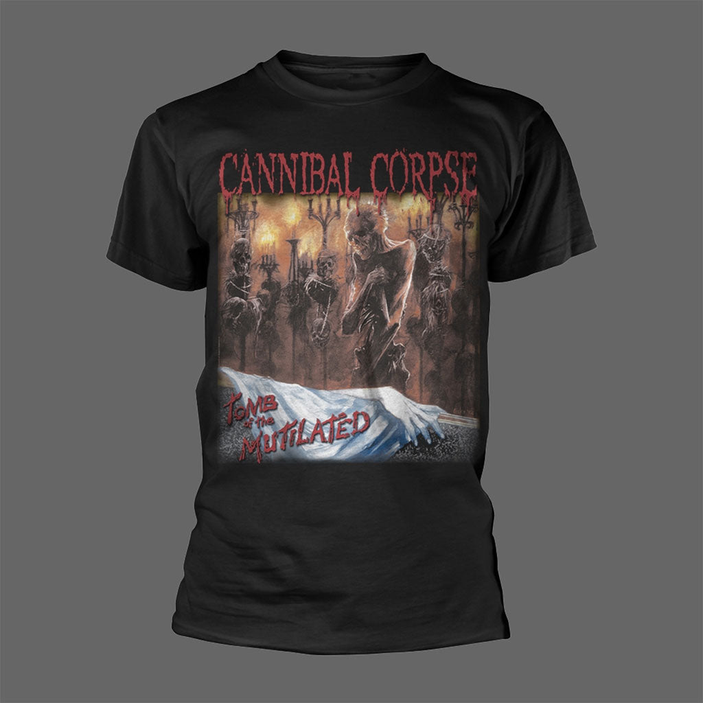 Cannibal Corpse - Tomb of the Mutilated (T-Shirt)