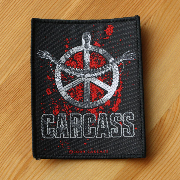Carcass - Heartwork (Woven Patch)