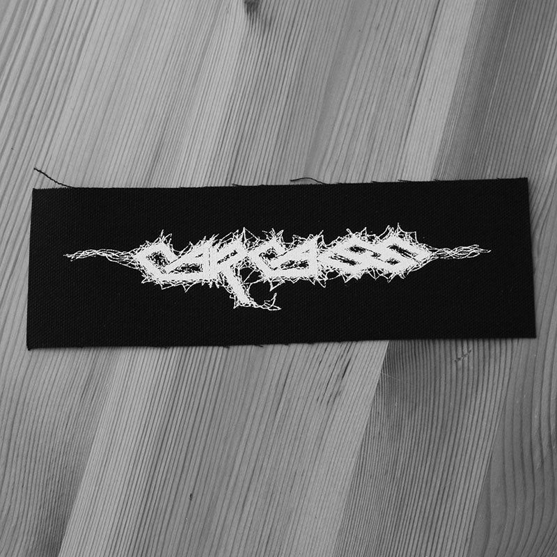 Carcass - Logo (Printed Patch)