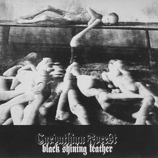 Carpathian Forest - Black Shining Leather (2007 Reissue) (CD)