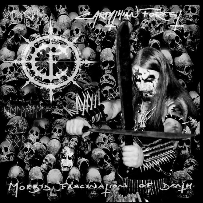 Carpathian Forest - Morbid Fascination of Death (2007 Reissue) (CD)
