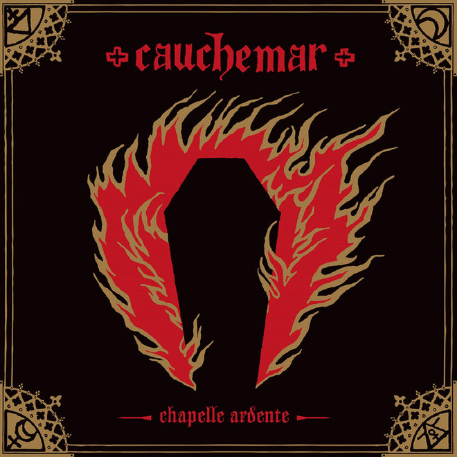 Cauchemar - Chapelle ardente (CD)