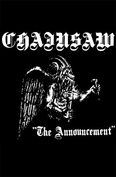 Chainsaw - The Announcement (Cassette)