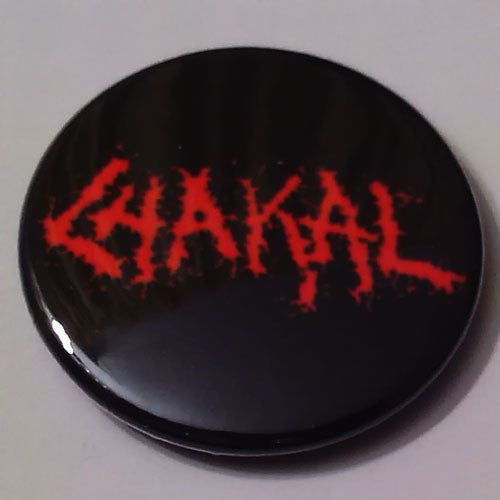 Chakal - Red Logo (Badge)
