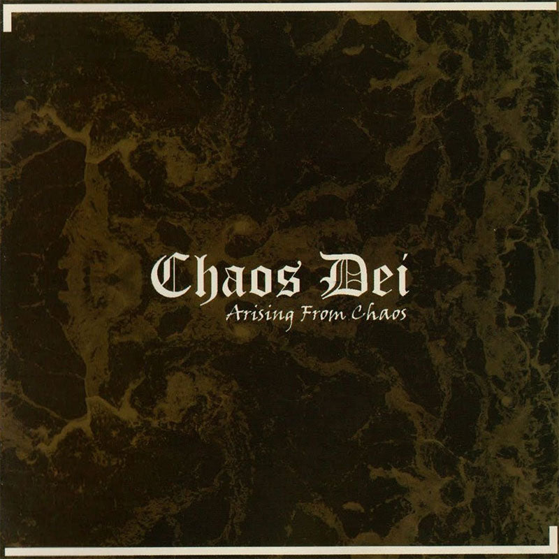 Chaos Dei - Arising from Chaos (CD)