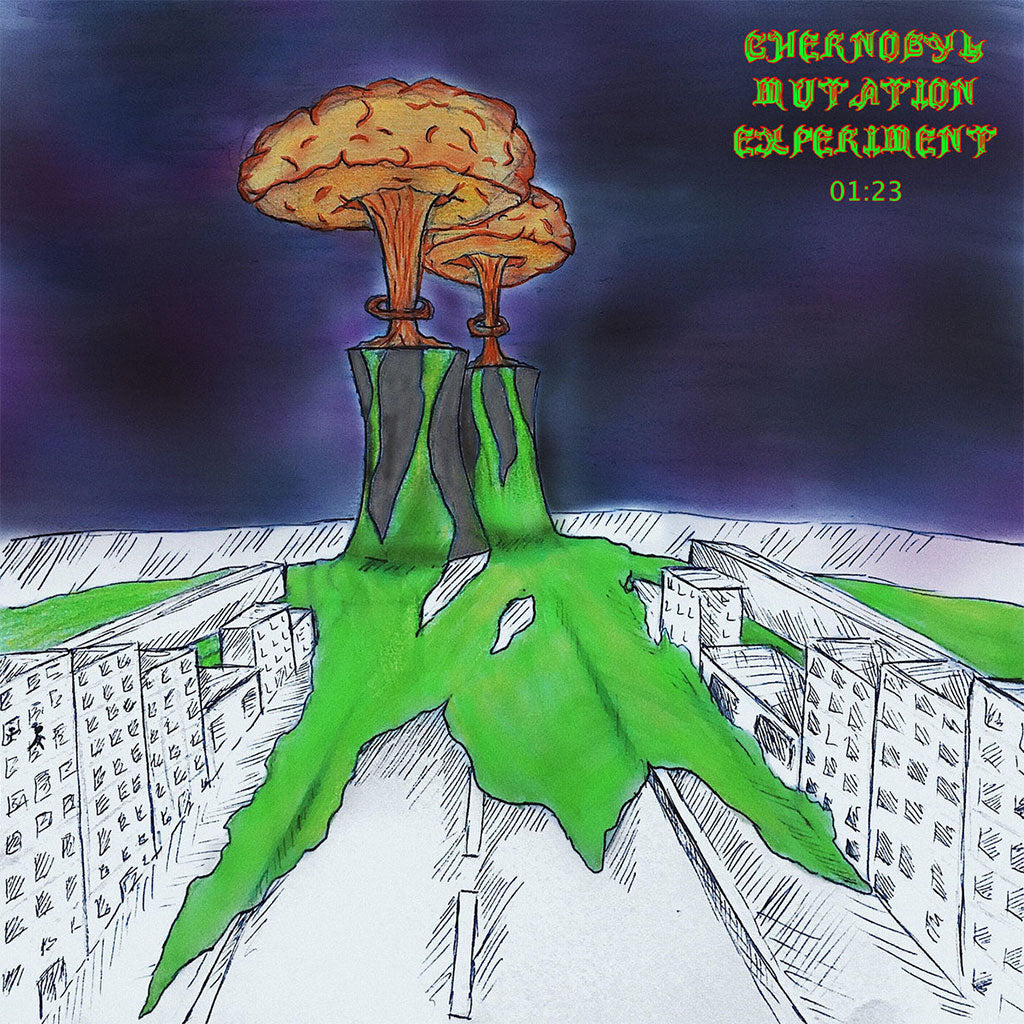 Chernobyl Mutation Experiment - 01:23 (CD-R)