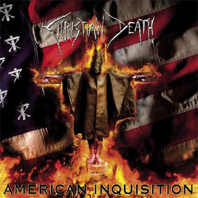 Christian Death - American Inquisition (Digipak CD)