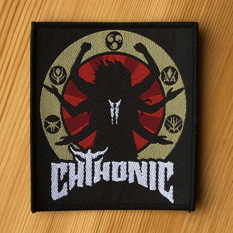 Chthonic - Deity (Woven Patch)