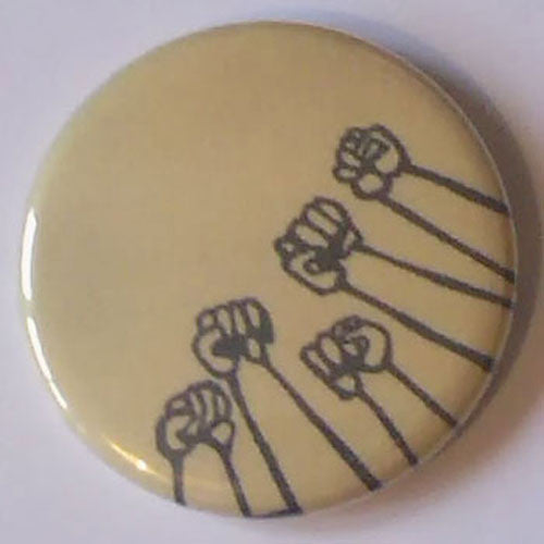 Chumbawamba - Never Mind the Ballots (Fists) (Badge)