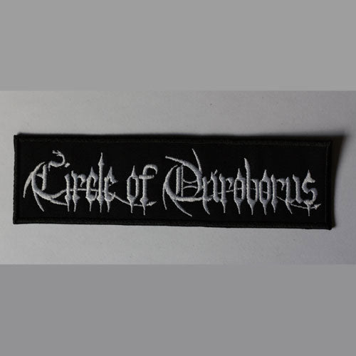 Circle of Ouroborus - Logo (Embroidered Patch)