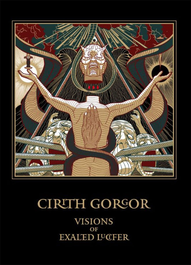 Cirith Gorgor - Visions of Exalted Lucifer (Digipak 2CD)