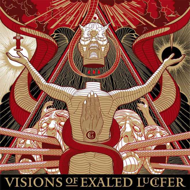 Cirith Gorgor - Visions of Exalted Lucifer (LP)