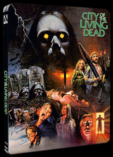 City of the Living Dead (1980) (Steelbook Blu-ray)