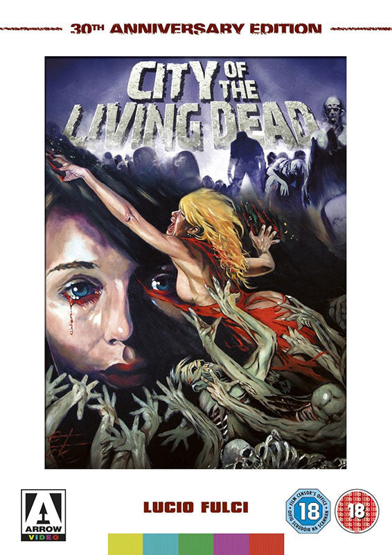 City of the Living Dead (1980) (30th Anniversary Edition) (DVD)