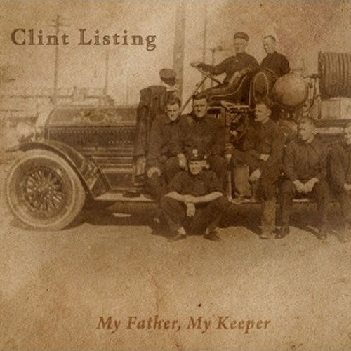 Clint Listing - My Father, My Keeper (Digipak CD)