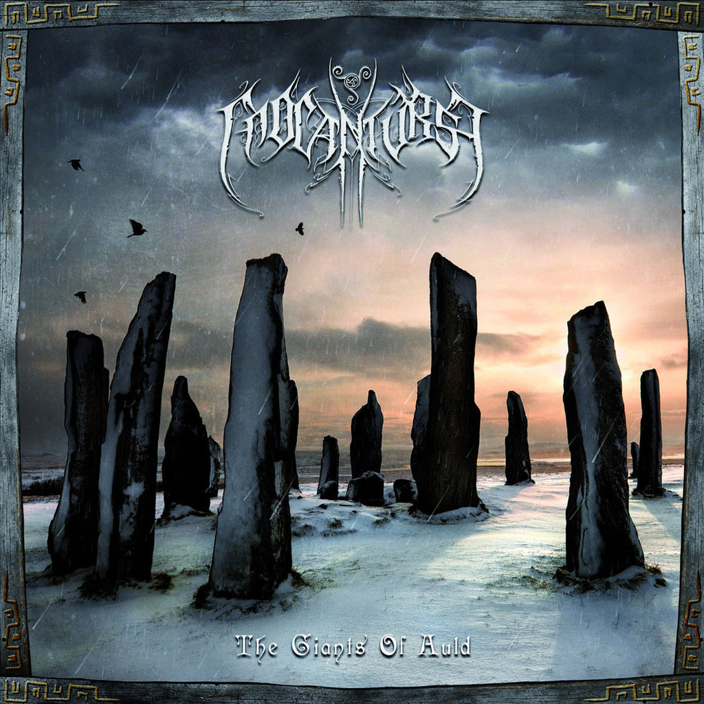 Cnoc an Tursa - The Giants of Auld (CD)