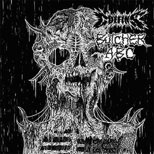 Coffins / Butcher ABC - Split (EP)