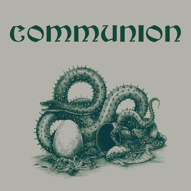 Communion - Demo III / Black Metal Dagger / Instrumental Rehearsal (CD-R)