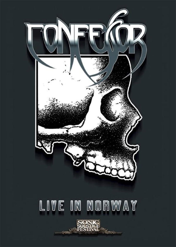 Confessor - Live in Norway (DVD)