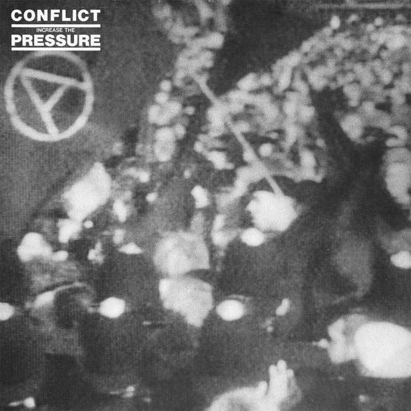 Conflict - Increase the Pressure (CD)