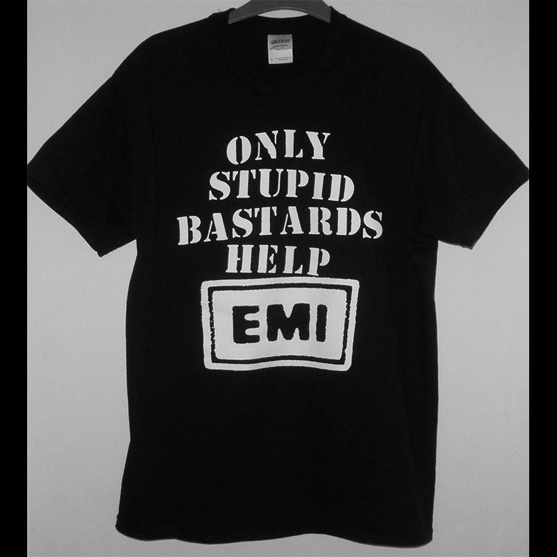 Conflict - Only Stupid Bastards Help EMI (T-Shirt)