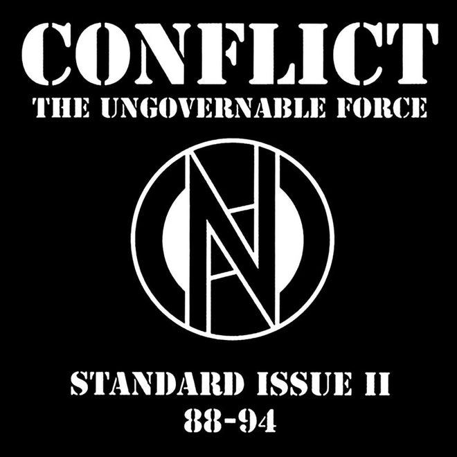 Conflict - Standard Issue II 88-94 (CD)