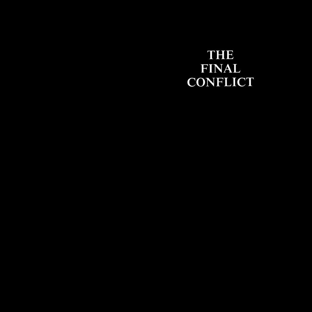 Conflict - The Final Conflict (CD)