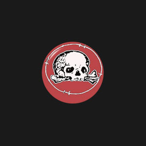 Conqueror - Skull (Badge)