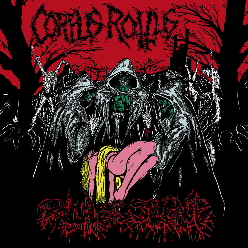 Corpus Rottus - Rituals of Silence (2018 Reissue) (CD)