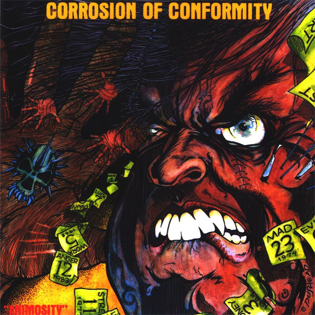 Corrosion of Conformity - Animosity (1994 Reissue) (CD)
